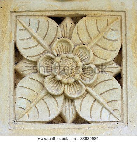 Wood Carving Patterns Flowers