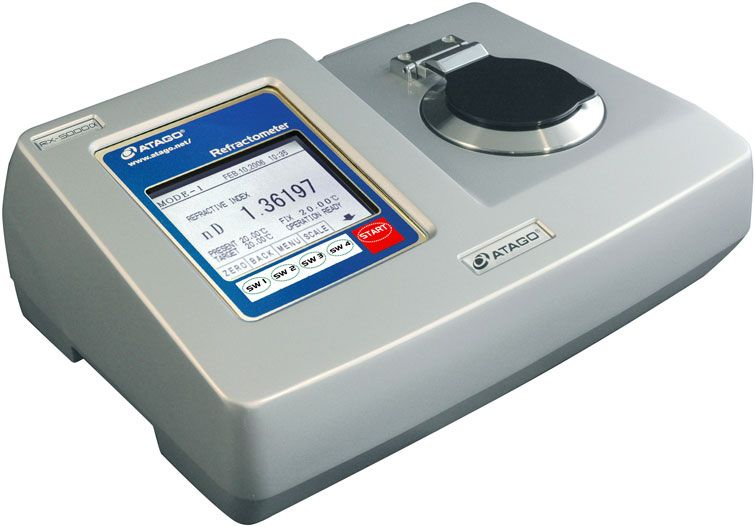 Automatic Digital Refractometer RX-5000a