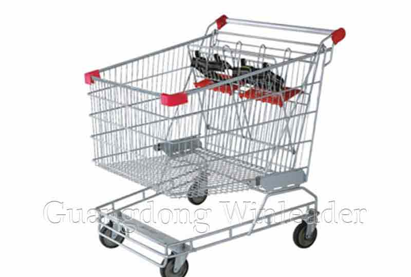 Australian Style Shopping Trolley | Shopping trolley ...