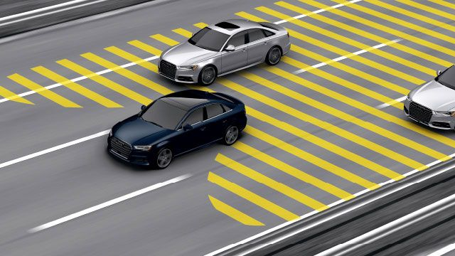 2018 Audi A3 Driver Assistance