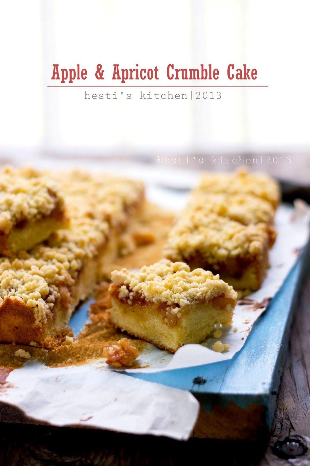 HESTI'S KITCHEN yummy for your tummy Apple & Apricot