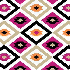 Eleanor Grosch - Mixteca - Textila in Rosa