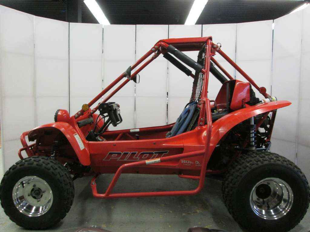 Used 1989 Honda FL400R - PILOT ATVs For Sale in New Jersey on ATV