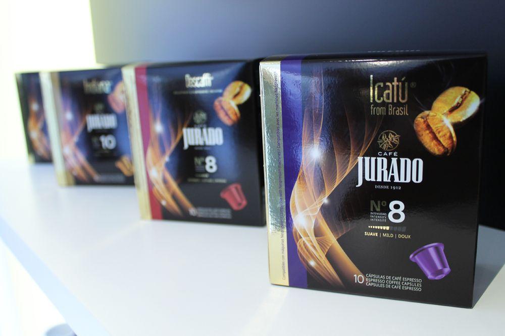 Prueba Nuestras Nuevas Capsulas Compatibles Con Maquinas Nespresso