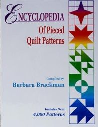 eBook Encyclopedia Of Pieced Quilt Patterns PDF (Adobe DRM) download by Barbara Brackman $26.99