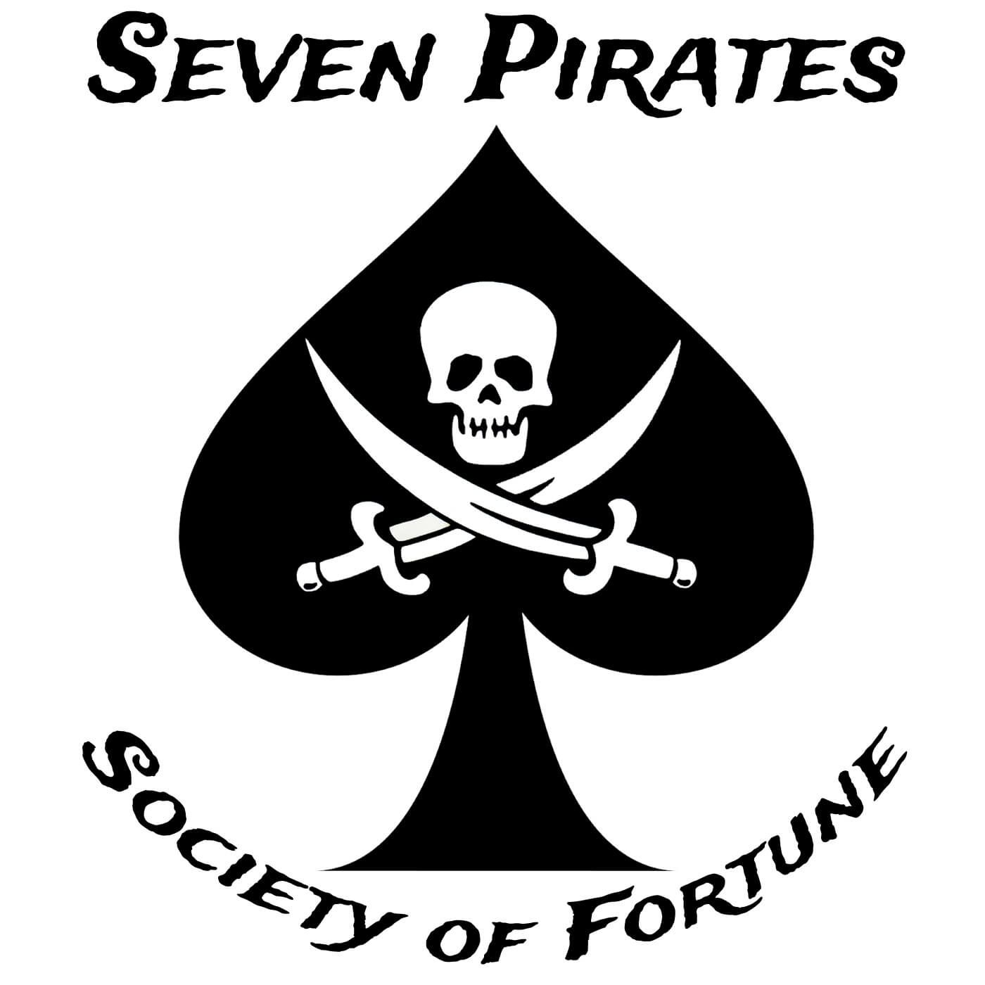 Seven Pirates Society Of Fortune In 2020 Pirates Society Fortune