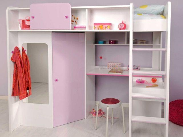 decoration #chambre #enfants #delamaison #rose #fille Chambre