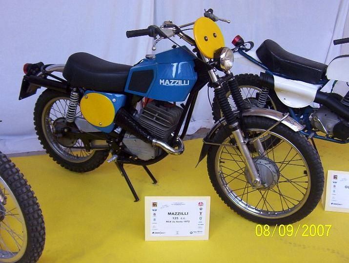 MAZZILLI 125 1974