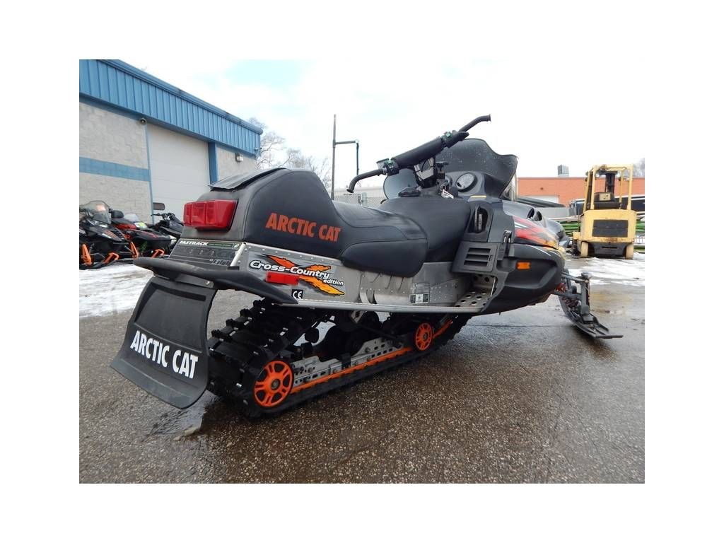 2002 Arctic Cat Zr 800 Cross Country Big Bend Wi Snowmobiletraderonline Com Snowmobile Arctic Sleding