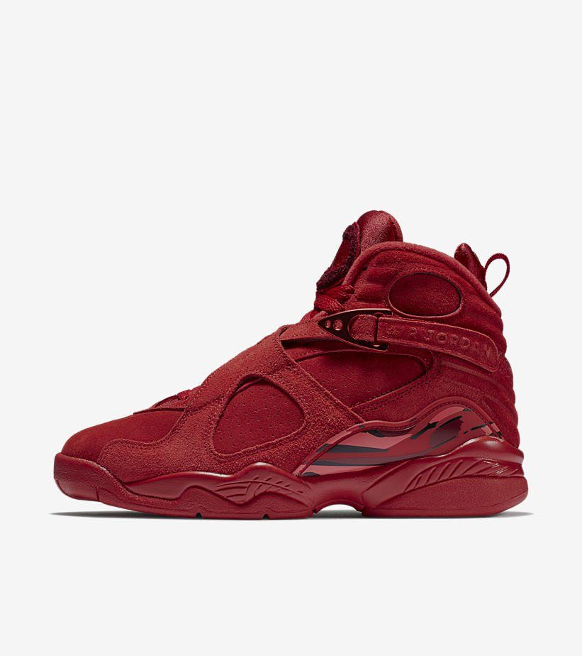 low priced cacc3 43f04 Feb 9, 2018 Air Jordan 8 Retro WMNS Valentine's Day $190.00 ...