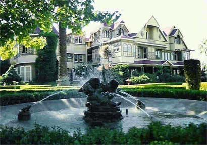 Winchester Mansion- San Jose, CA  Easily one of the coolest places I've ever been.