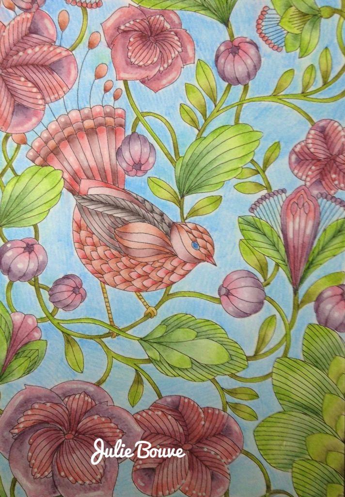 Tropical World Millie Marotta Derwent Inktense