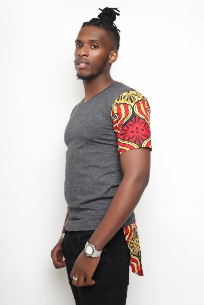 719d3e750 Pin by Afrikrea.com on African Fashion For Men | Pinterest | African men  fashion, Shirts and African Fashion