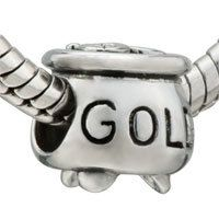 European Beads Authentic Pugster Pot of by CookalasHouseOfCards, $2.48