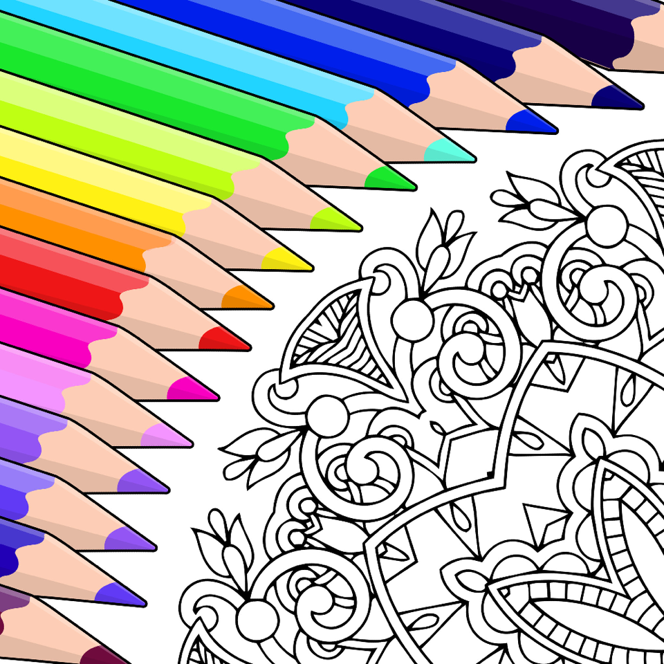 Live Wallpapers For Me On The App Store In 2020 Coloring Books Coloring Apps Coloring Book Art