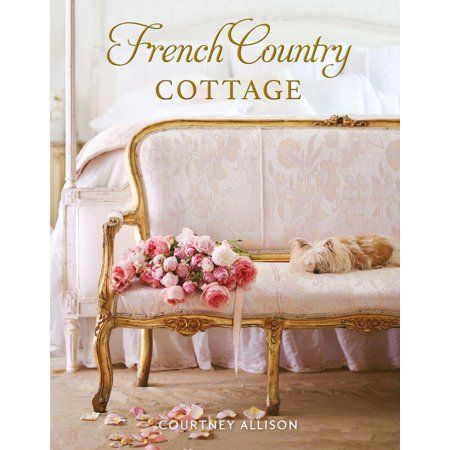 French Country Cottage (Hardcover) - Walmart.com