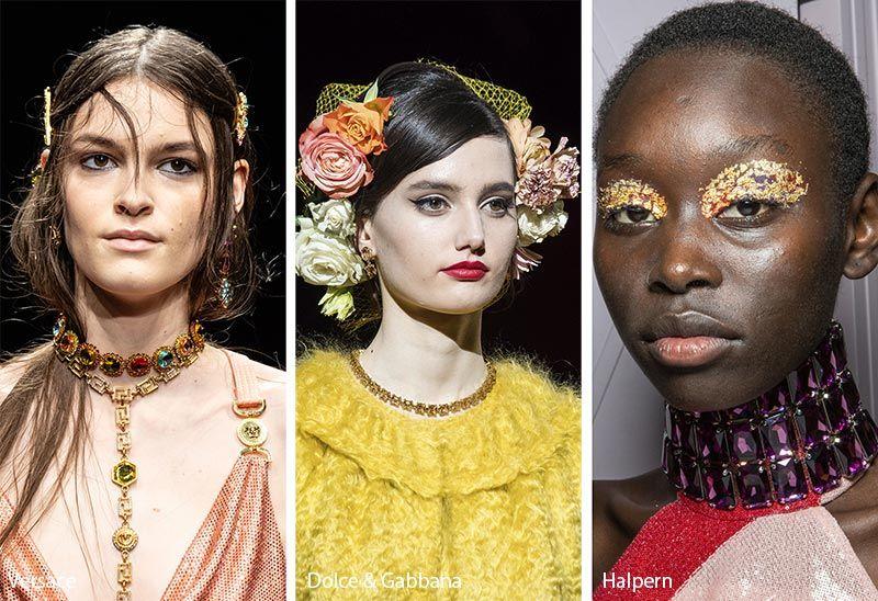Fall Winter 2019 2020 Jewelry Trends.Fall Winter 2019 2020 Accessory Trends Jewelry Trends
