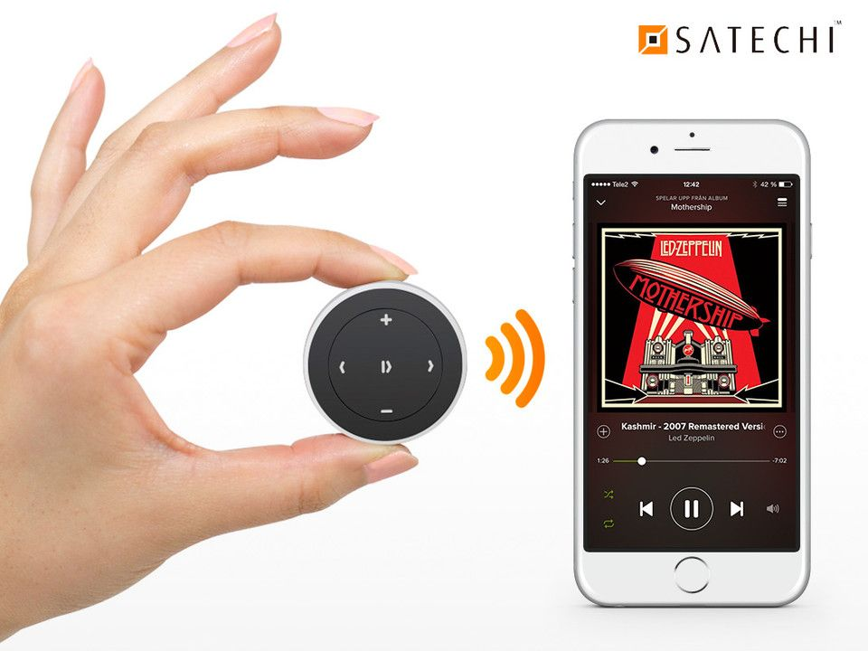 Satechi Bluetooth Media Button