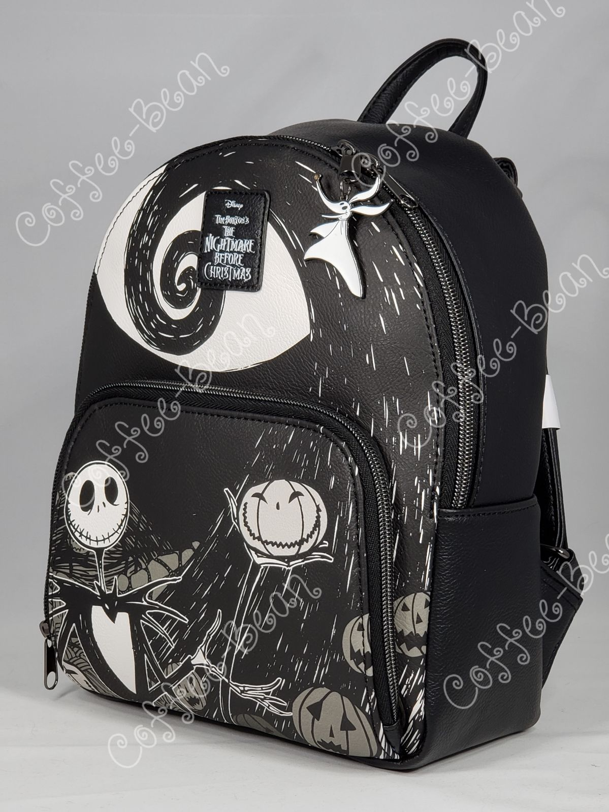 Up For Sale Is Brand New Hot Topic Loungefly Disney The Nightmare Before Christmas Jack Spiral Hill Mini Backpack Have It In Han Loungefly Mini Backpack Mini