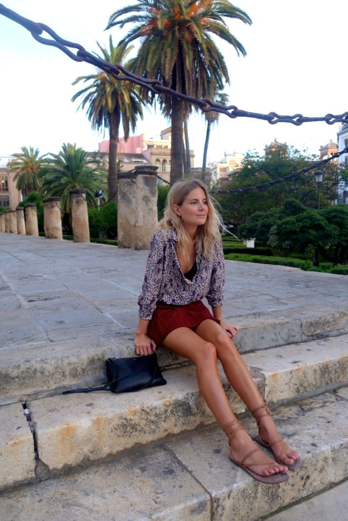 A Weekend in Seville   Fashion Me Now