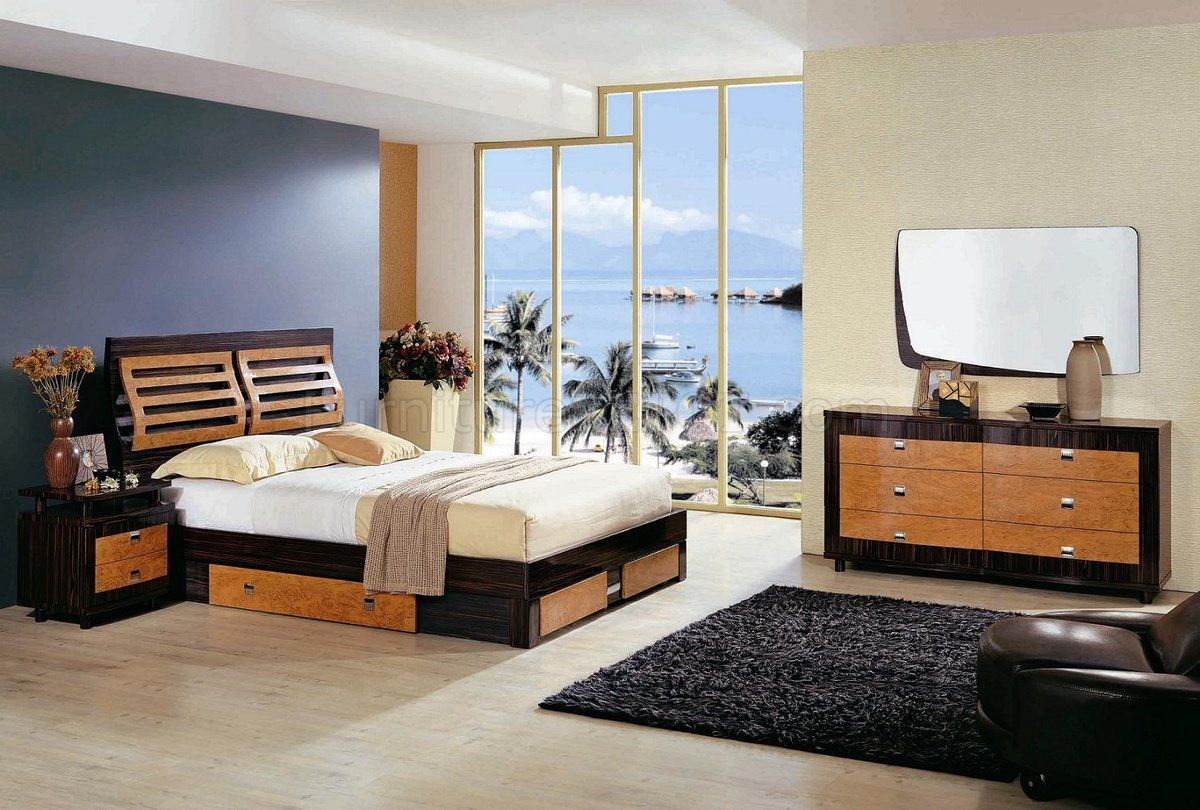 Contemporary Bedroom Furniture Designs Impressive Bedroom Collection With Modern Sets  Bedroom  Pinterest Design Ideas