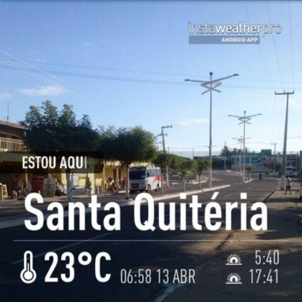 Santa Quitéria em Ceará