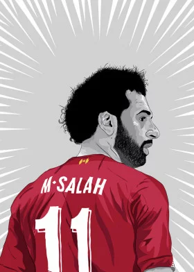 Liverpool Fc Posters poster prints by Muzz | Displate | Displate thumbnail