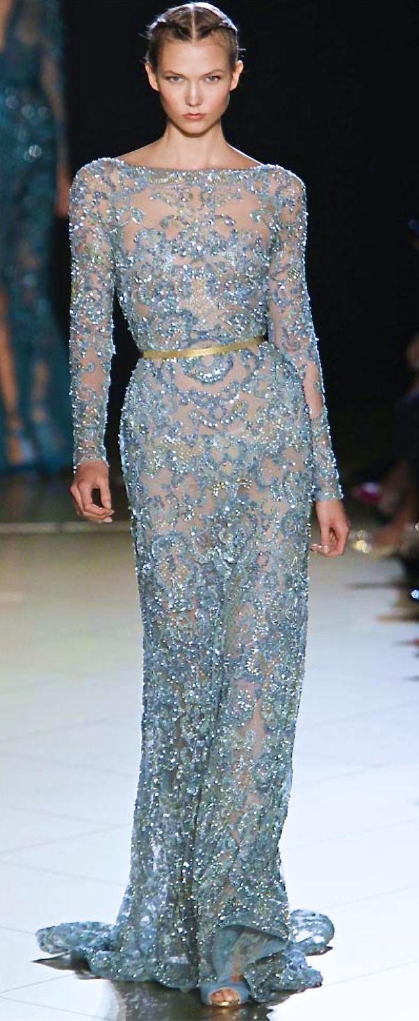 Elie Saab | Fashion Designers | Pinterest | Alta costura, Estilismos ...