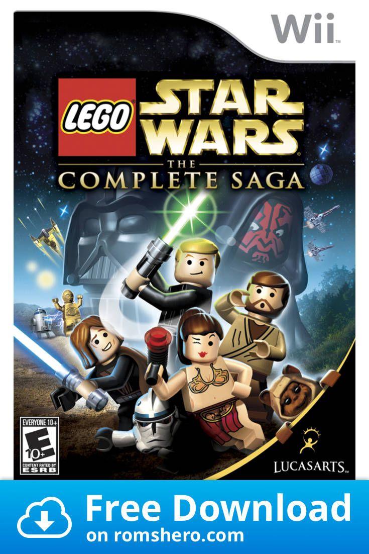 download lego star wars the complete saga  nintendo wii