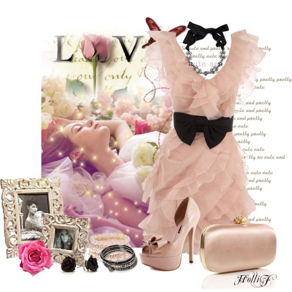 """""""* DAYDREAMS OF YOU *"""" by hrfost1210 on Polyvore"""