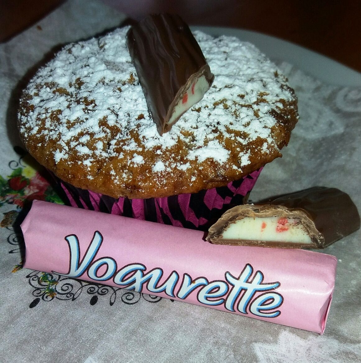 Yogurette Muffins In 2019 Wunderkessel Rezepte Muffins