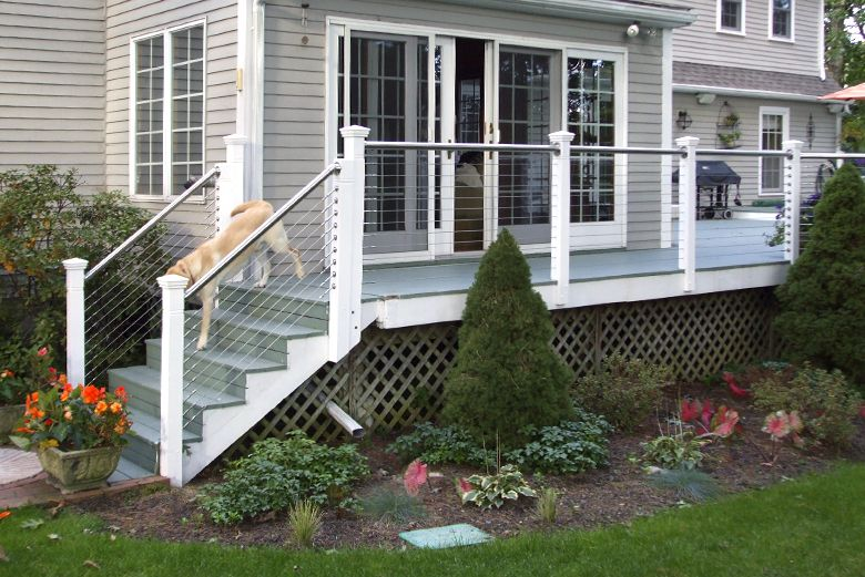 RailEasy™ Nautilus - Cable Railing with Stainless Rails ...