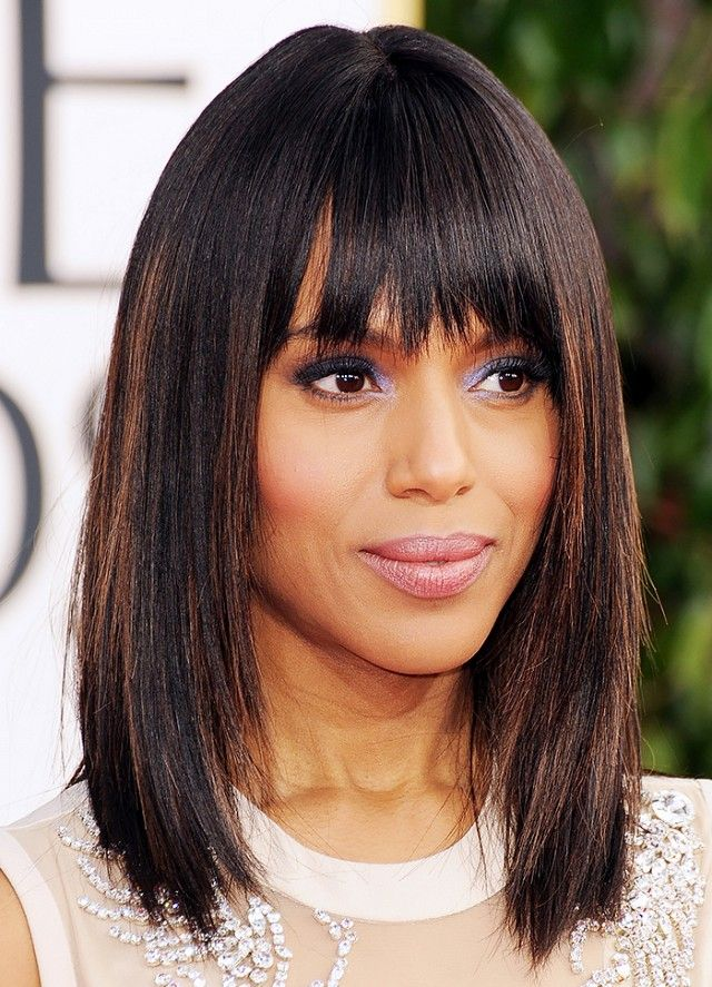 The Best Fall Hair Colors For Your Skin Tone Shoulder Length