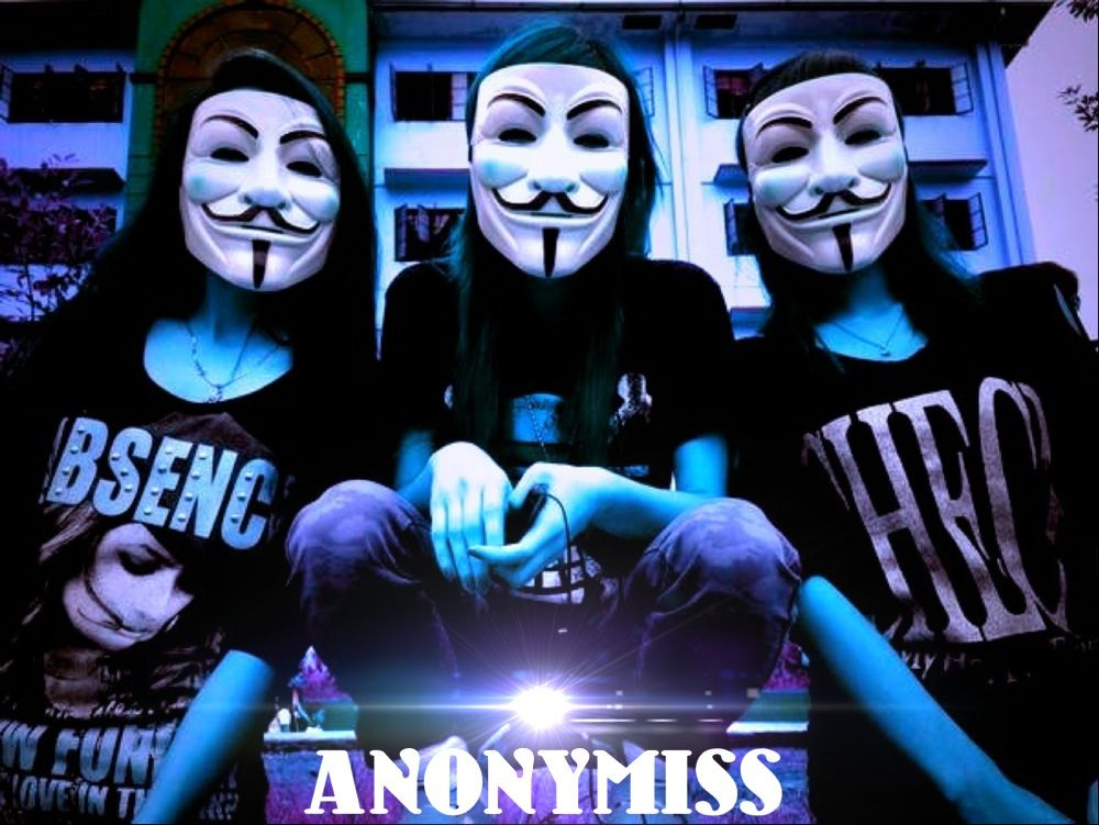 Anonymiss | Flickr - Photo Sharing!