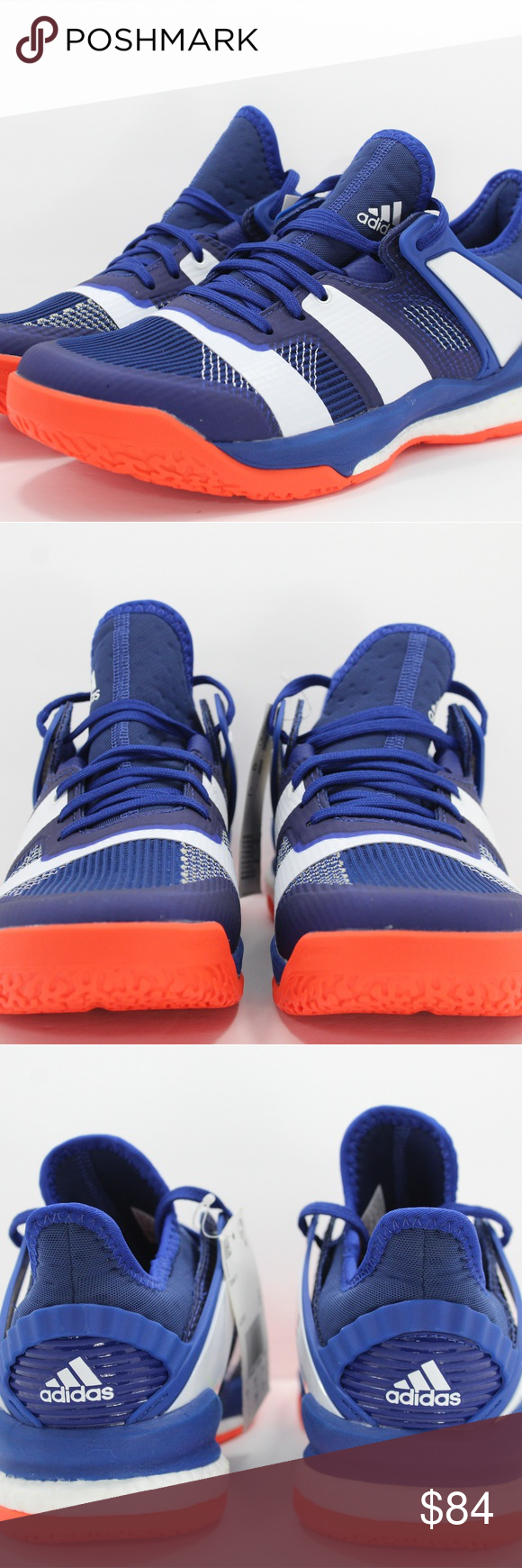 Adidas Stabil Boost Volleyball Shoes Men S Size 7 Volleyball Shoes Shoes Mens Adidas