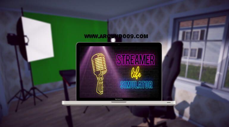 تحميل لعبة محاكي اليوتيوبر للكمبيوتر مجانا Streamer Life 2020 برابط مباشر Life Streamers Computer Monitor