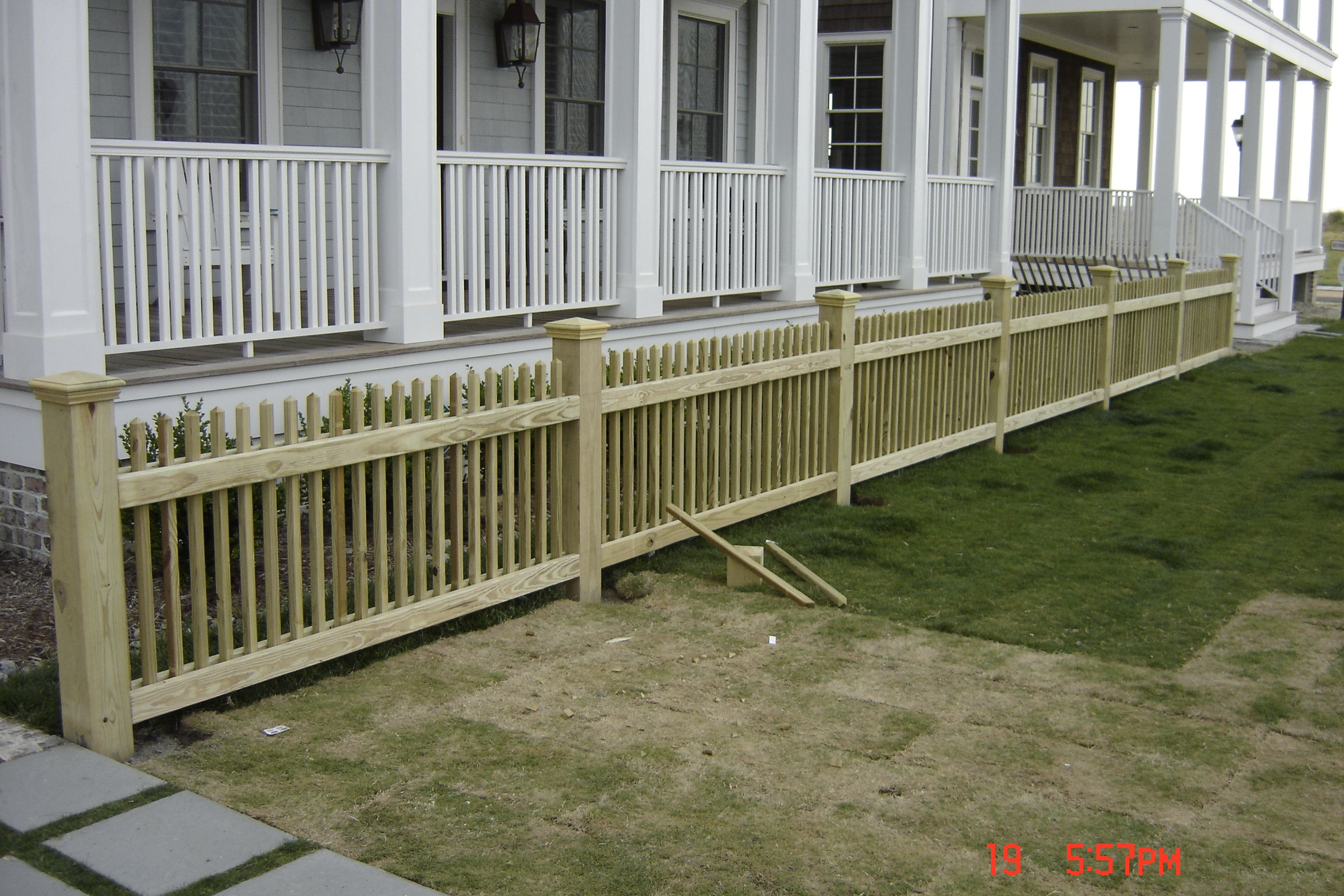Short Fences For Yards We Re A Little Concerned That Word Is Geting Out