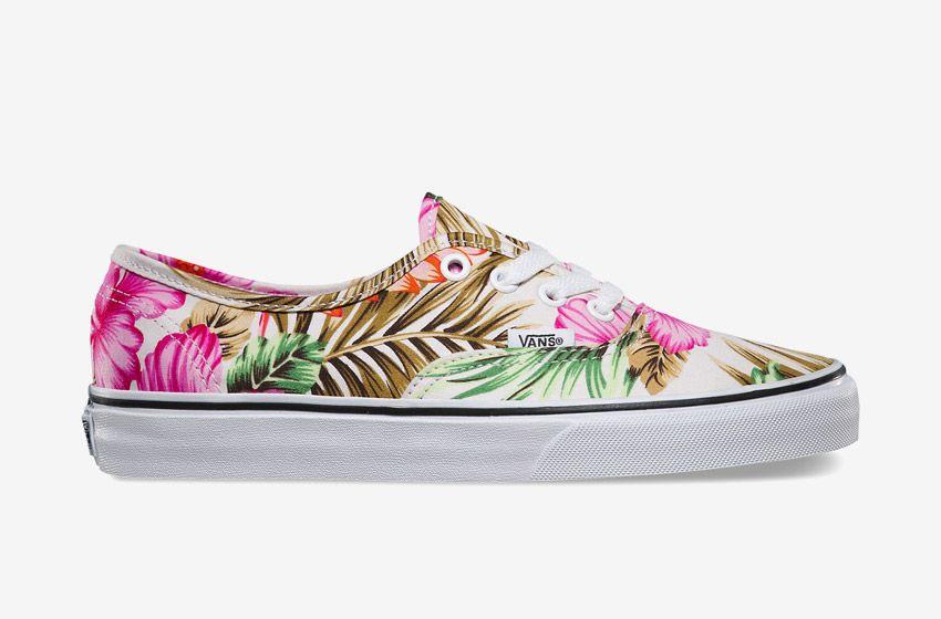 UK Online - Vans U AUTHENTIC DIGI FLORAL Sneakers Unisex Bass Multi (Digi Floral / Multi / True Wh