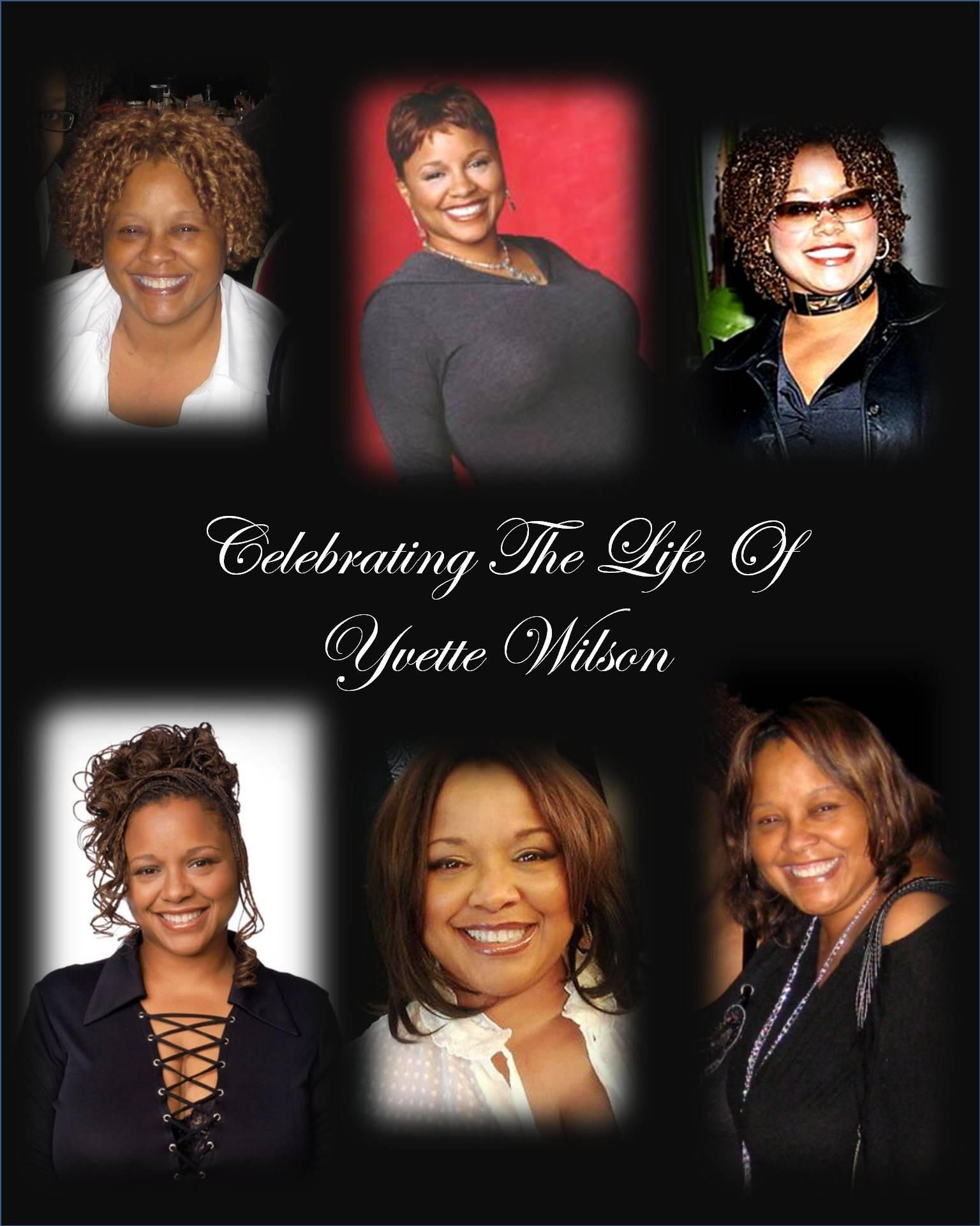 Yvette wilsons memorial a party not a funeral the