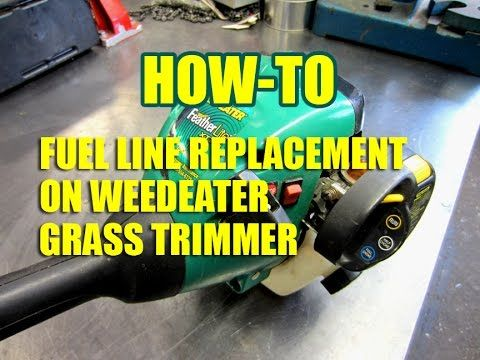 DIY - Weedeater Fuel Line Replacement - YouTube | DIY ...