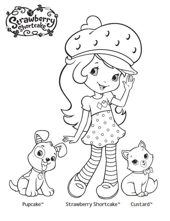 strawberry shortcake | Collections ~ Strawberry Shortcake ...