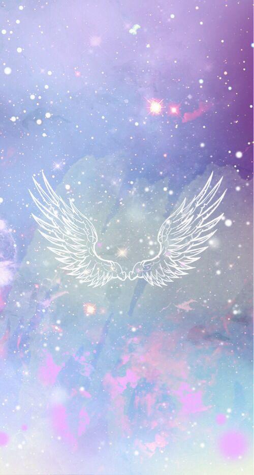 Wallpaper angel Imagem de fundo para iphone, Papel de