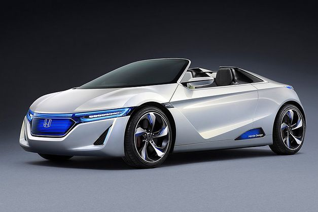 Honda Future Car Concept Cars Sports New Hondas