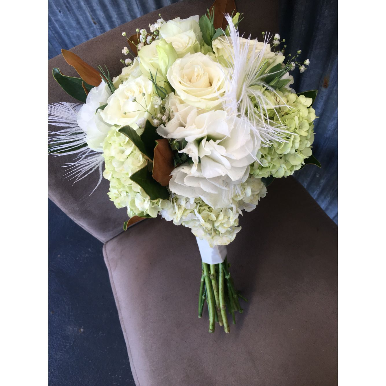 Bouquet For The Geelong Brides Wedding Expo