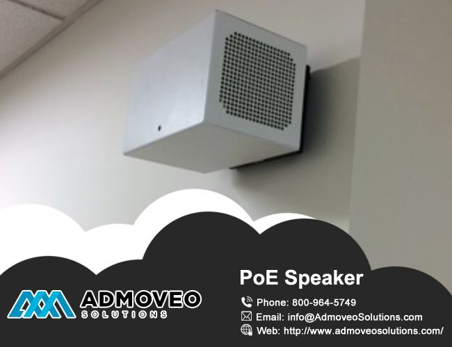Pin by Admoveo Solutions on POE Speakers   Pinterest