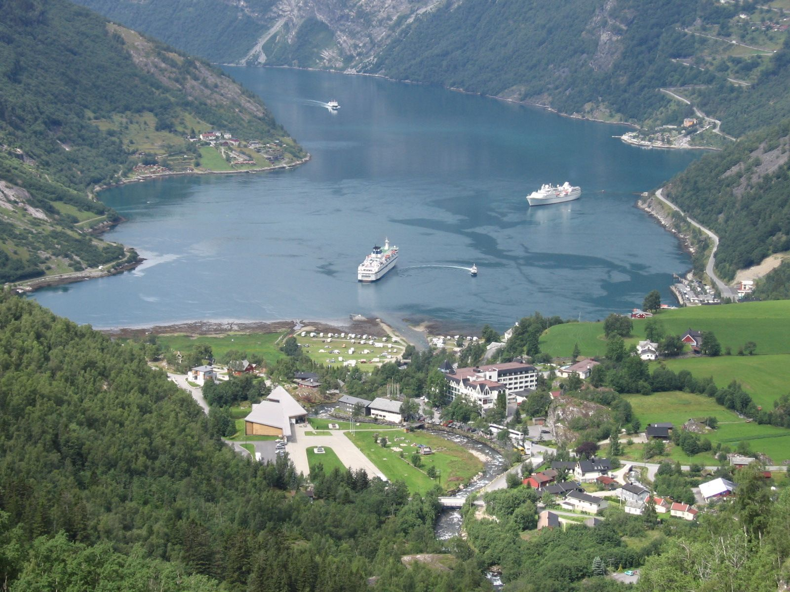 Single cruise norge