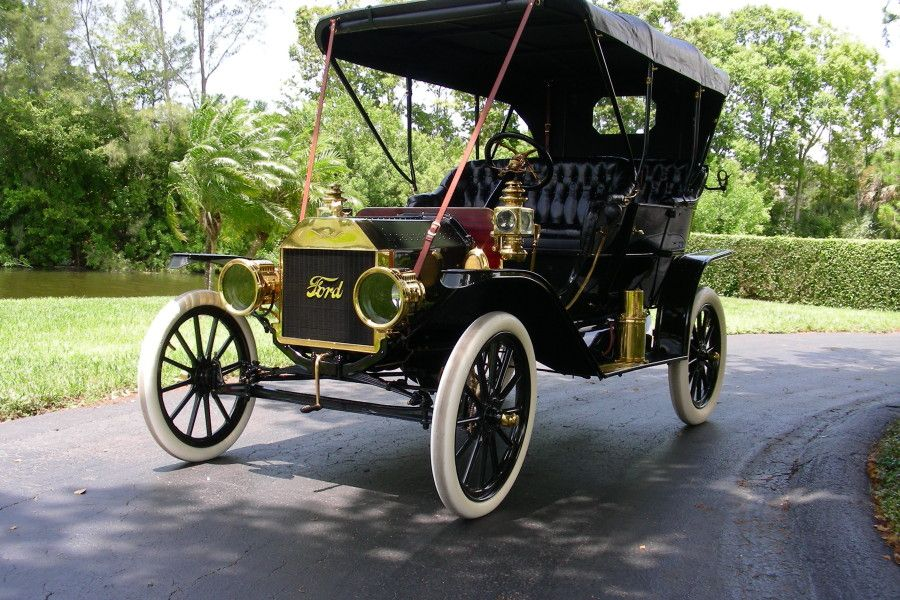 1909 Ford Model T Touring Autos