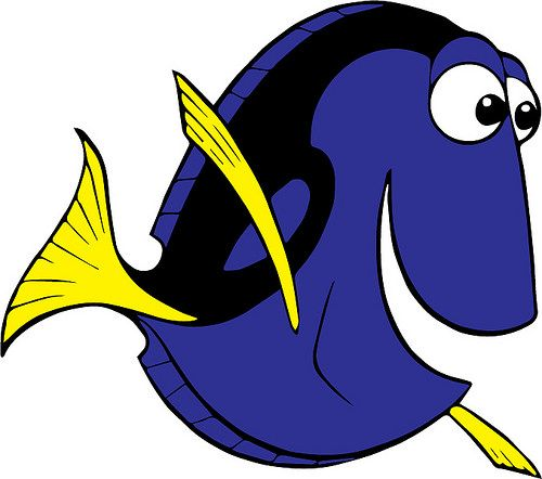 Pin By Dave Minotti On Projects To Try Dory Drawing Fishing Svg Dory