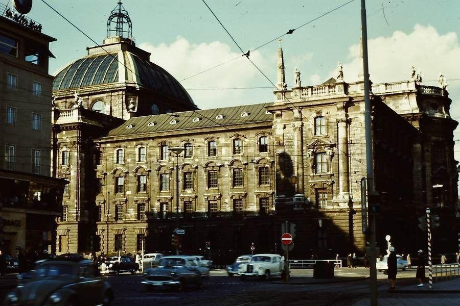 1960 - Justizpalast in München