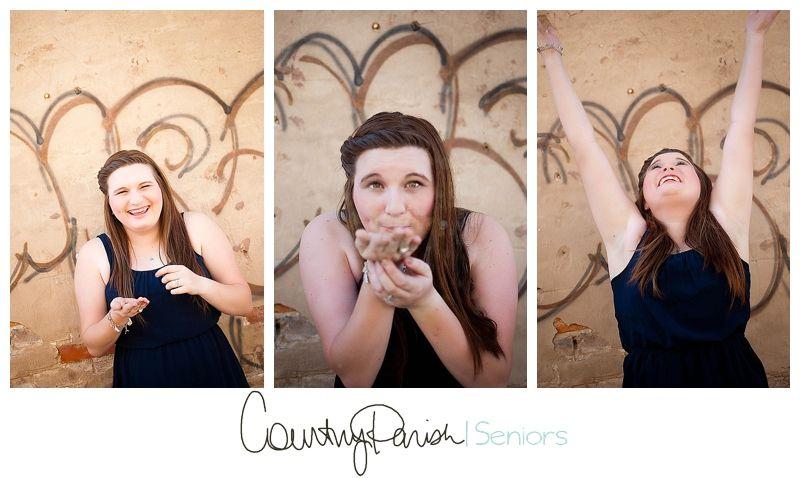 Senior Photography Courtney Parish Photography